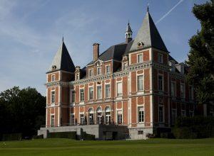 kasteel van de heren de la Croix d'Ogimont
